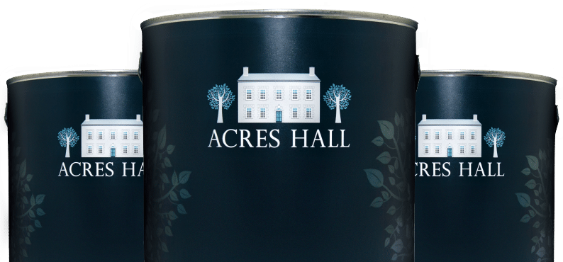 Acres Hall Top Half Cans